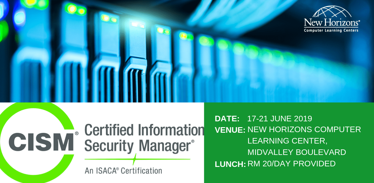 Certified Information Security Manager (CISM®) Training- Kuala Lumpur, Malaysia
